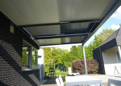 CSS Outdoor Living: Pergola Arlequin