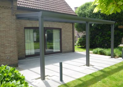 CSS Outdoor Living: Reynaers aluminium terrasoverkapping