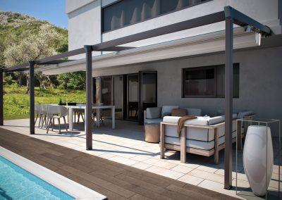 CSS Outdoor Living: Pergola Corradi Palladia