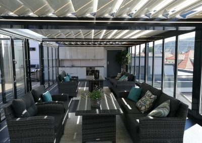 CSS Outdoor Living: Espace Lounge